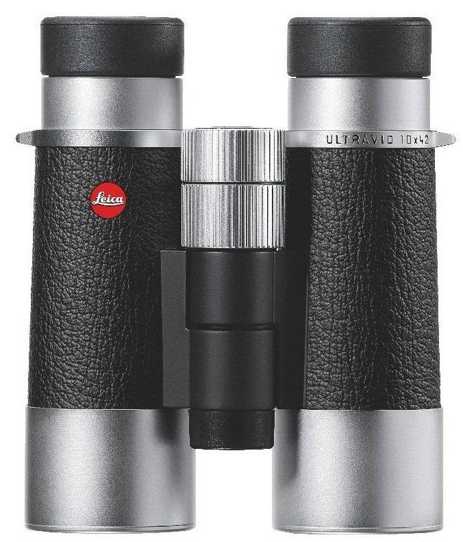 Бинокль Leica Ultravid Silverline 10x42