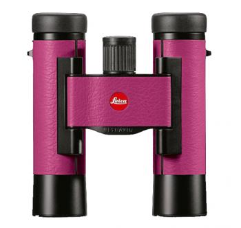 Бинокль Leica Ultravid 10x25 Colorline Cherry-Pink