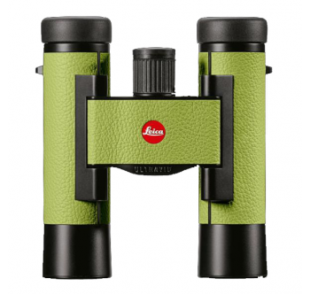 Бинокль Leica Ultravid 10x25 Colorline Apple-Green