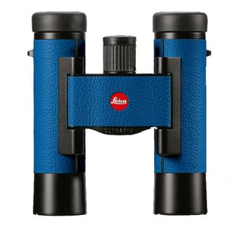 Бинокль Leica Ultravid 10x25 Colorline Capri-Blue