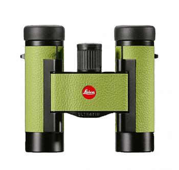 Бинокль Leica Ultravid 8x20 Colorline Apple-Green