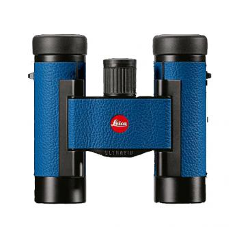 Бинокль Leica Ultravid 8x20 Colorline Capri-Blue