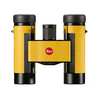 Бинокль Leica Ultravid 8x20 Colorline Lemon-Yellow