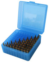 Кейс для патронов (нарез. оруж) MTM RM-100-24