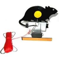 Мишень металлическая Gamo Rata abatible (Крыса)
