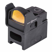 Коллиматор Sightmark Mini Shot Pro Spec w/Riser Mount - Red SM26006