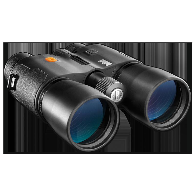 Бинокль-дальномер Bushnell Fusion 1 Mile ARC 12x50