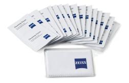 Салфетки влажные и ткань из микрофибры Zeiss