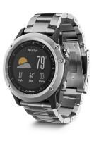 Часы Garmin Fenix 3 Sapphire c титановым браслетом 010-01338-41