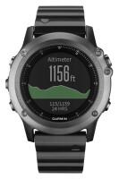 Часы Garmin Fenix 3 Sapphire c металлическим браслетом 010-01338-21