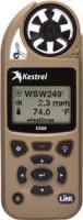 Портативная метеостанция Kestrel 5500 с LiNK + флюгер (tan)