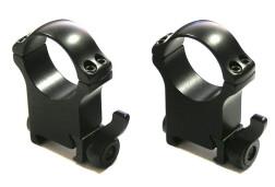 Быстросъемные кольца Recknagel на базу Weaver, 34 мм, BH=22 мм, 57534-2201