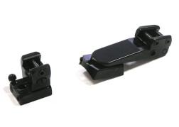 Быстросъемный поворотный кронштейн EAW на Remington 700 на LM-призму, вынос 45мм 400-00012