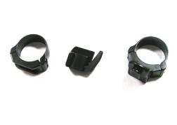 Кольца Apel (переднее и заднее) под поворотные основания на Zoli переломное на 30мм (310/0514/17+ 318/5050)