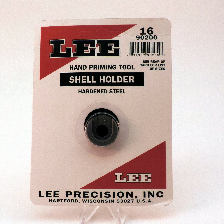 Шеллхолдер для капсюлятора LEE #16 (7.62x54, 500 S&W), 90200