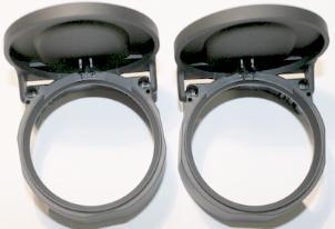 Крышки объективов бинокля-дальномера Expert LRF 8x40