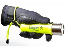 Фонарь подводный 220 люмен SARGAN Филин 220lm, желтый