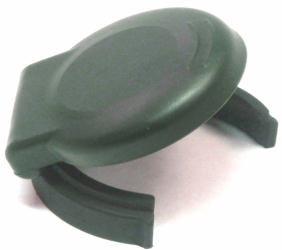 Крышка окуляра биноклей Юкон, зеленая