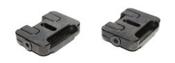 Раздельные базы MAK для установки быстросъемных рычажных элементов MAK CZ 550, 5400-00047