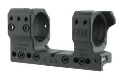 Небыстросъемный моноблок SPUHR, длина 115 мм, 34 мм, BH 34 мм на Picatinny, уровень, наклон 0 MIL, SP-4036