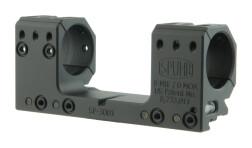 Небыстросъемный моноблок SPUHR, длина 126 мм, 30 мм, BH 30 мм на Picatinny, уровень, наклон 0 MIL, SP-3001