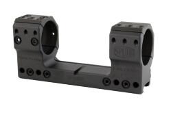 Небыстросъемный моноблок SPUHR, кольца 36 мм, BH 38 мм на Picatinny, встр. уровень, SP-6002