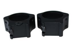Небыстросъемные раздельные кольца MAK на CZ 550/557, 30 мм, BH 11 мм, KR 20 мм, 5312-3047