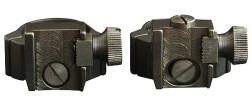 Быстросъемные раздельные кольца EAW на CZ-527, 30 мм, BH 22 мм, 164-85041