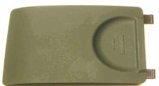 Крышка контейнера батарей RANGER зеленая