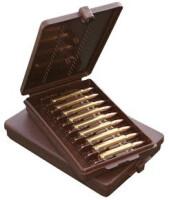 Коробочка для 9 нарезных патронов MTM W-9-SM-70