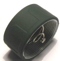 Крышка контейнера батарей NV EXELON черная