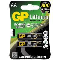 Батарейки GP Lithium AA, BC2