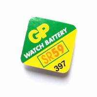 Батарейка для часов GP Silver Oxide SR59