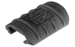 Комплект резиновых накладок Leapers UTG на Weaver/Picattiny, 12шт, RB-HP12B-B