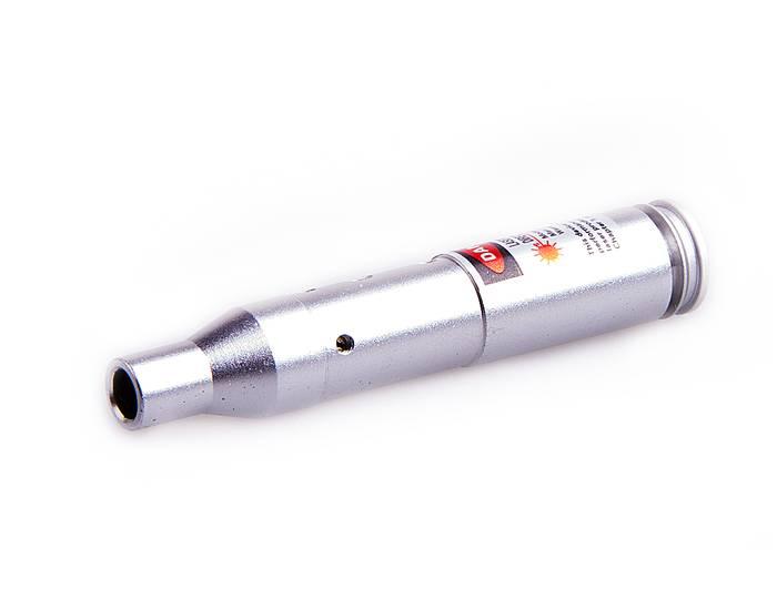 Лазерный патрон для холодной пристрелки Veber 243 WIN/308/7mm-08 CBS-CL243
