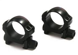 Быстросъемные кольца Recknagel на weaver BH 6.0mm на кольца D26mm 57026-0601 низкие