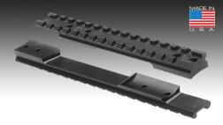 Единая база Nightforce Remington 700 LA - 1 pc. - 20 MOA, A112