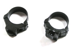 Кольца (переднее и заднее) под поворотные основания на Benelli Argo/ Browning Bar II на 34мм, 310/1714/21+316/7120