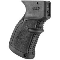 Пистолетная рукоятка прорезиненная FAB Defense AGR-47 для AK 47/74/Сайга, черная
