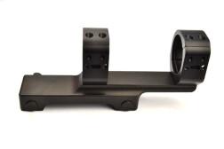 Тактический небыстросъемный кронштейн MAK-Milmount D34mm, высота H23mm, вынос 50.8mm, 58600-3402