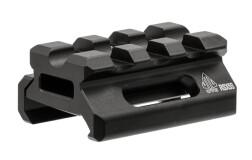 "Кронштейн Leapers UTG Super Slim Picatinny Riser Mount, 0.5"" Height, 3 Slots, MT-RSX5S"