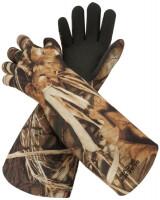 Перчатки универсальные для охоты на водоеме, цвет Realtree Max-5, 2545