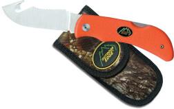 Нож складной Outdoor Edge Grip-Hook с крюком, GHB-50