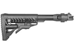 Телескопический складной приклад для FAB Defense АК47/74, fx-m4akp