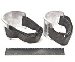 Грузик Sargan изогнутый для лодыжки (пара) 0,5 кг каждый, GCARI