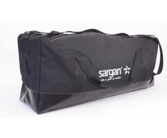 Сумка Sargan Амур непромокаемое дно, 62л 80x35x22, черный, SSDPAMR