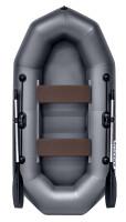 Надувная лодка ПВХ Apache 260 графит