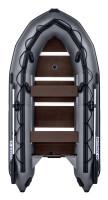 Надувная лодка ПВХ Apache 3300 CK графит