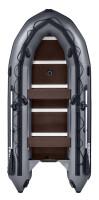 Надувная лодка ПВХ Apache 3700 CK графит