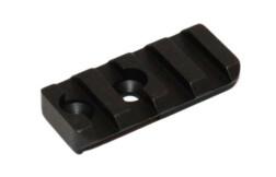 Адаптер MAK Picatinny с выносом для монтажа на тактическое кольцо TRMP, 3300-5100